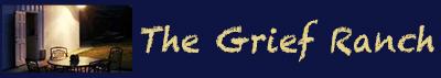 The Grief Ranch Logo